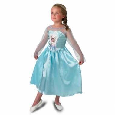 Carnaval  Frozen verkleed jurkje meiden kostuum