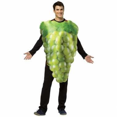 Funny kostuum druivenkostuum