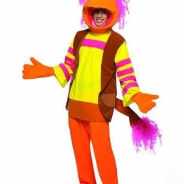 Carnaval funny kostuums freggels