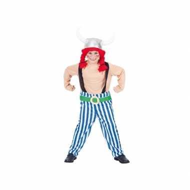 Carnaval  Gallier verkleed kostuum kinderen