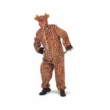 Giraffe kostuumken volwassenen