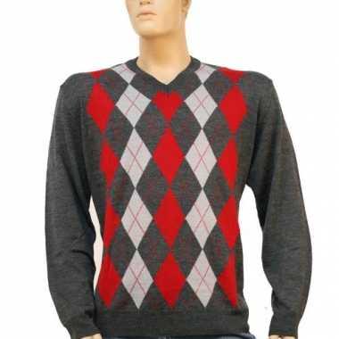 Carnaval  Golf speler trui kostuum