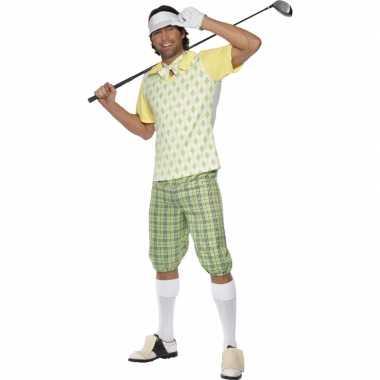 Golfer kostuum heren