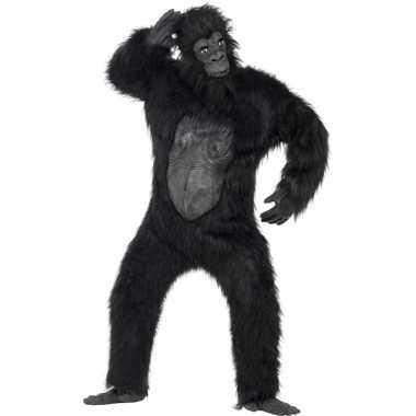 Carnaval  Gorilla kostuumken volwassenen
