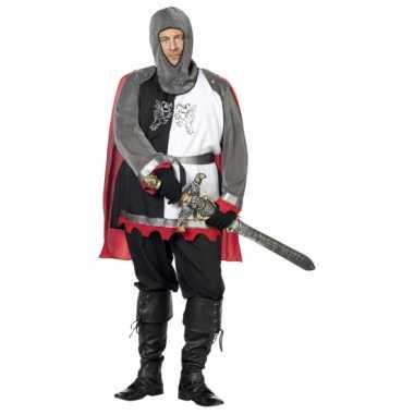 Carnaval  Grote maat middeleeuwse ridder kostuumken