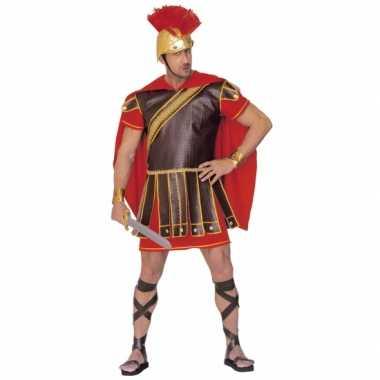 Heren Gladiator carnavalskostuum