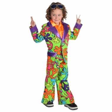 Hippie carnavalskostuum jongens