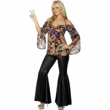 Carnaval  Hippie dames kostuum