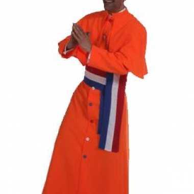 Carnaval  Hollandse kardinaal kostuum