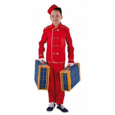 Carnaval  Hotelbediende kostuum kinderen