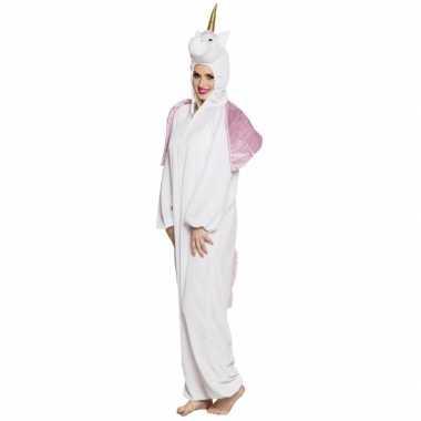 Carnaval huiskostuum eenhoorn dames