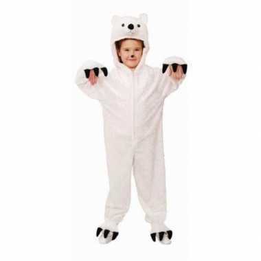 Carnaval  IJsberen kostuum kinderen