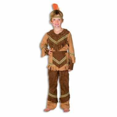 Carnaval  Indianen kostuumje kinderen