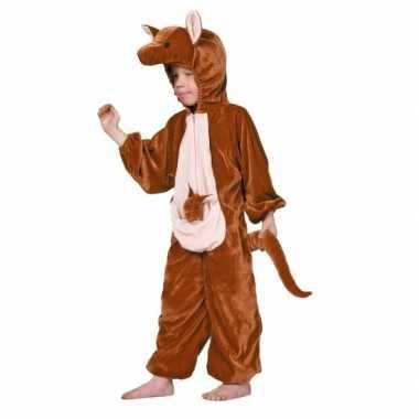 Carnaval  Kangoeroe verkleed kostuum kinderen