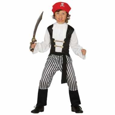 Carnaval  Kapiteins kostuum jongens