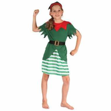 Carnaval  Kerst elf kostuum