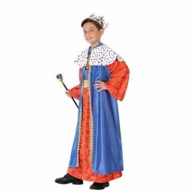 Carnaval kerst kostuum balthasar jongens
