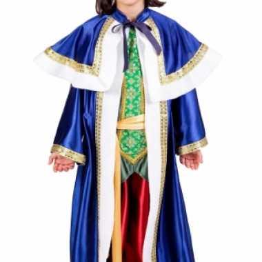Carnaval  Kerst kostuum Balthasar kids