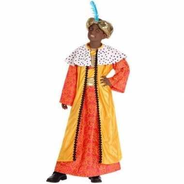 Carnaval kerst kostuum casper jongens