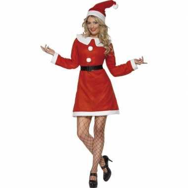 Carnaval  Kerstjurkjes dames kostuum