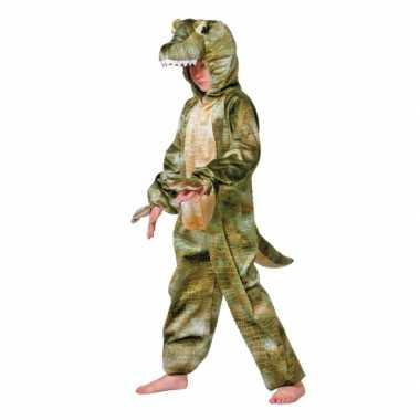 Carnaval  Kids krokodillen kostuum