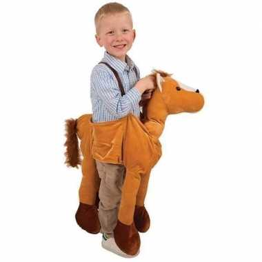 Carnaval  Kinder paardenkostuum