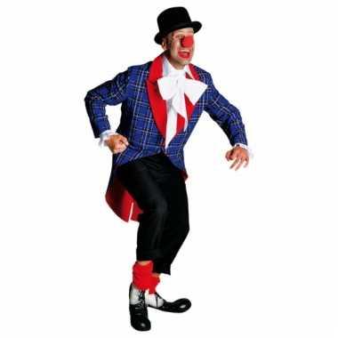 Carnaval  Kostuum clowns jassen