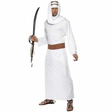 Carnaval  Lawrence of Arabia gewaad kostuum