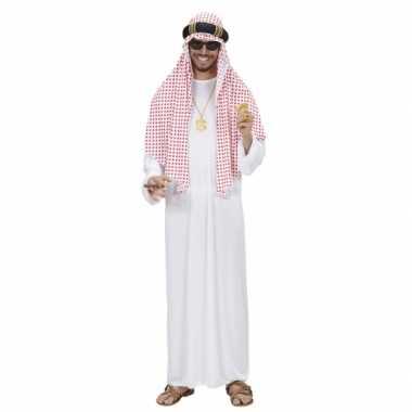 Carnaval  Luxe Arabische man kostuum