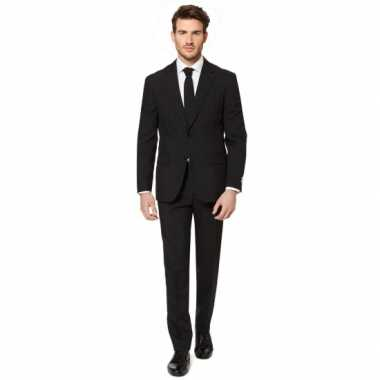 Carnaval  Luxe kostuum heren zwart