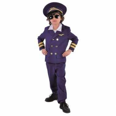 Carnaval  Luxe piloten kostuumjes kinderen