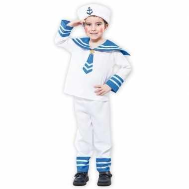 Carnaval  Matrozen kostuum een jongen