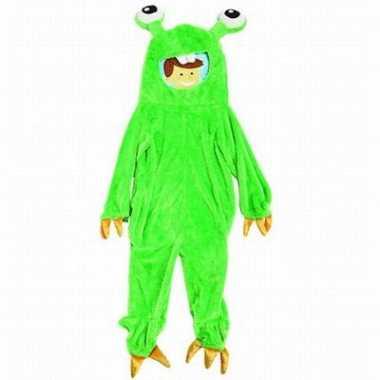 Carnaval  Monster pak Gumbly kinderen kostuum