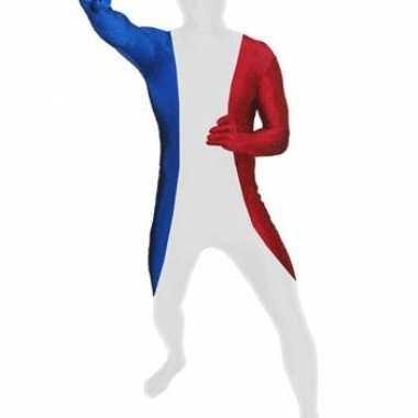 Carnaval  Morphsuit original Frankrijk kostuum