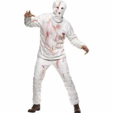 Carnaval  Mummie kostuum volwassenen
