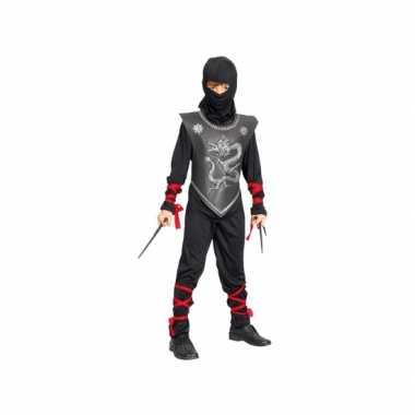 Carnaval  Ninja kinder kostuum