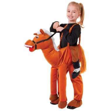 Carnaval  Paardrij kostuum kinderen