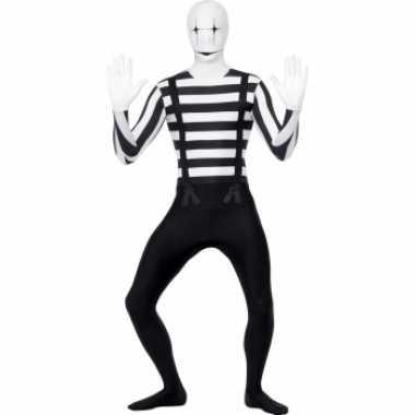 Carnaval  Pantomime kostuum kostuum