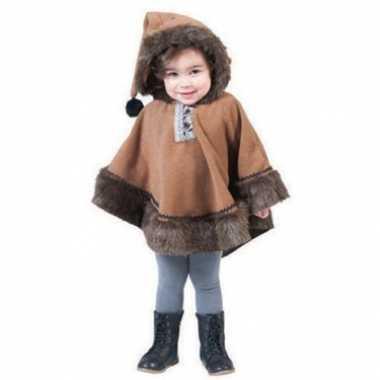 Carnaval  Peuter eskimo kostuumje