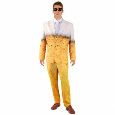 Carnaval pils kostuum heren