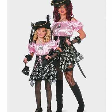 Carnaval  Piraten kostuum dames