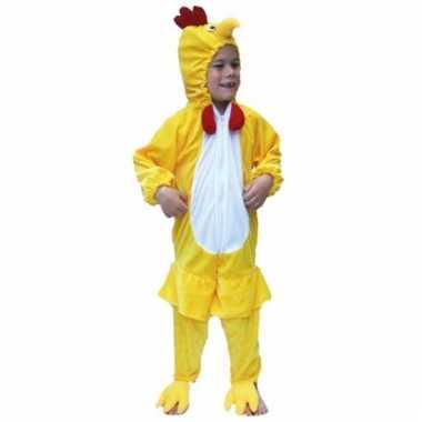 Carnaval  Pluche kip kids kostuum