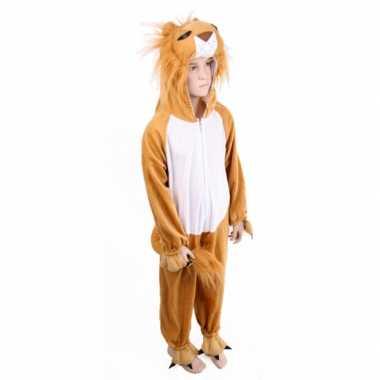 Carnaval  Pluche leeuw kostuum kids