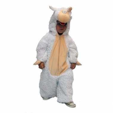 Carnaval  Pluche schapen kinder kostuuml