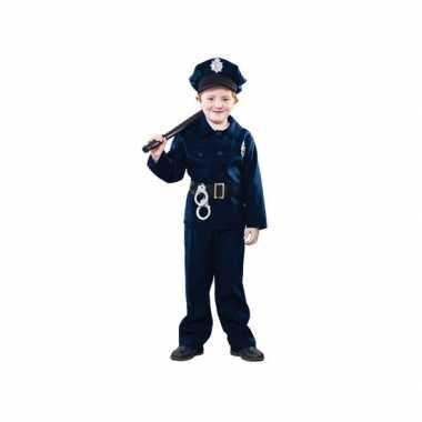 Carnaval  Politie verkleed kostuum kinderen
