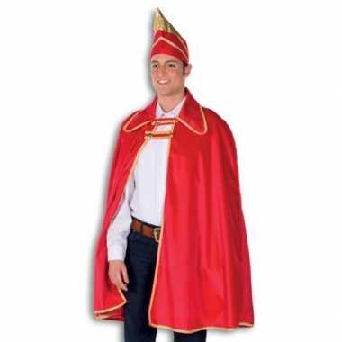 Prins Carnaval verkleed kostuum