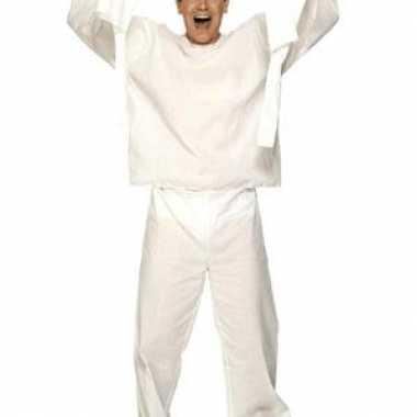 Carnaval  Psychiatrische patient kostuum