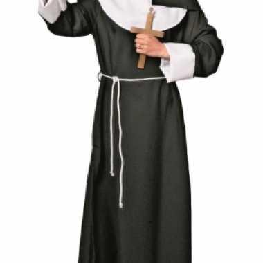 Carnaval  Religieus nonnen kostuum dames