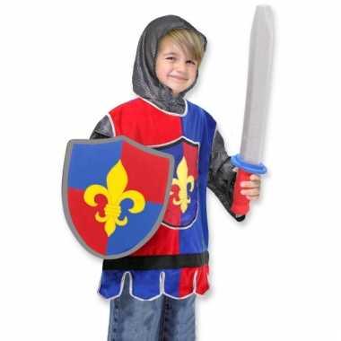 Carnaval  Ridder kostuum jongens