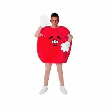 Carnaval  Rode snoep kostuum